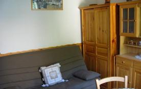 canapé lit du salon