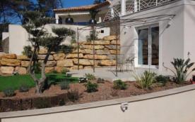 studio et sa terrasse privée