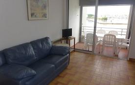 Appartement pour 3 personnes à Gruissan