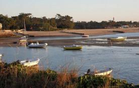 La plage du Mimbeau, à 5 mn à pieds