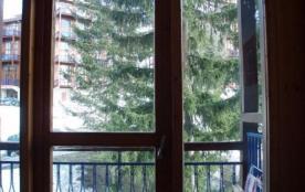 Appartement duplex, 6 personnes, Les Arcs 1800 au pied des pistes, balcon