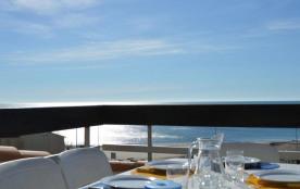 Cap d'Agde (34) - Quartier Avant- Port - Résidence Les Roches Brunes. Appartement 3 pièces de 57 ...