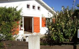 Biscarrosse Plage, villa indépendante pour 8 personnes
