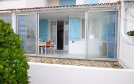 Quartier des Mouettes - Résidence la Goélette - Appartement 2 pièces de 37 m² environ pour 4 pers...