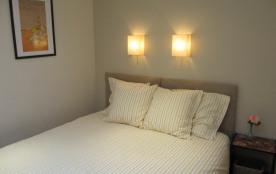 chambre bas lit double (2 lits 90x200cm)