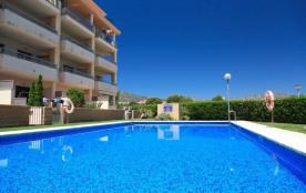 Oliveras, H205-131 Oliveras IV. Bel appartement proche de la plage et le port de Hospitalet de L'...