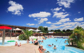 Camping Haliotis - Mh 3ch 6/8pers + Terrasse