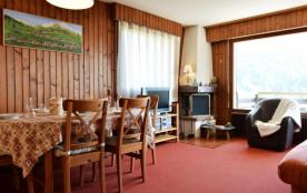 Le Grand Bornand 74 - Secteur Hameau de Suize - Résidence Le Caribou. Appartement 3 pièces de 56 ...