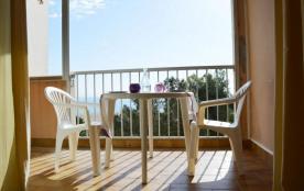 Résidence Horizon - Appartement Studio avec cabine de 35 m² environ pour 4 personnes situé face à...