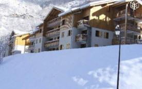 Studio neige garantie Orelle Val Thorens / piscine & spa