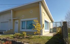 Maison pour 6 pers - proche mer STELLA PLAGE