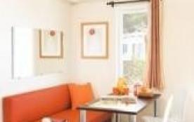 Camping Risle Seine Les Etangs - Mobil-home Confort 31m² - 2 chambres / PMR