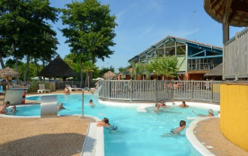 Camping du Lac - Mh Pacific 3XL 3Ch 6pers + Terrasse