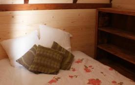 la chambre - lit 2 personnes