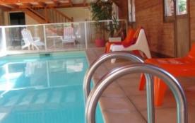 Gîte de Celaau, piscine interieure, sauna, mini-golf... - Serraval