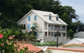 Joli appartement équipé wifi vue sur mer à Sainte-Anne Martinique