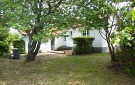 Maison 3 pièces de 70 m² environ pour 5 personnes située à 900 m de la plage et 1 km du centre vi...