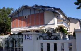 Appartement (Classement 2 étoiles) à 1 km des plages et du lac Hossegor (300 m du centre ville)