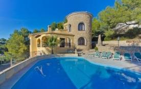 Villa AA65 - Belle et ravissante villa pour 6 personnes profitant d'un emplacement parfait à Mora...