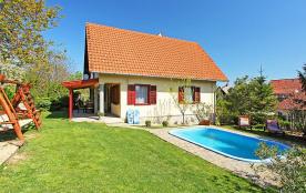 Maison pour 4 personnes à Balatonföldvár