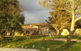 Gîte situé à Euzet