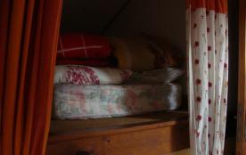 chambre de droite avec mezzanine matelas 90cm