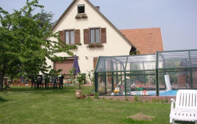 Bed and Breakfast à MITTELBERGHEIM