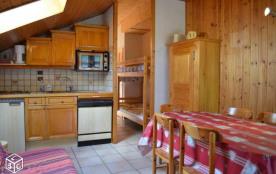 Joli appartement à Morillon village