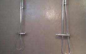 salle d'eau - double douche italienne