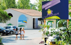 Camping Atlantique - Mh 3Ch 6pers - 6 Adultes Max