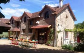 Gîte pour groupe au coeur de la France - Diou