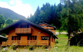 CHALET Cosy  8/10 Pers   LIBRE   après 15 mars  avril  CHATEL - Chatel