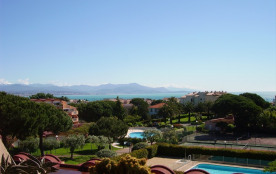 Appartement Antibes 4 pers