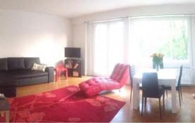 STRASBOURG CENTRE 2 pieces 60m² 4personnes + bb confort, calme