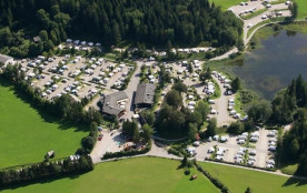 Alpen Caravan Park Tennsee, 250 emplacements, 5 locatifs