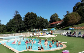 Camping le Grand Cerf, 40 emplacements, 15 locatifs
