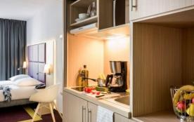 Adagio Aparthotel Paris Malakoff - Châtillon - Appartement Studio 4 personnes