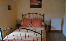 La chambre abricot