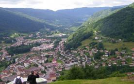 vue générale sur le village