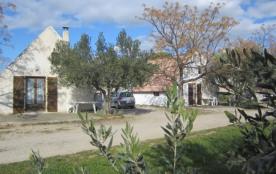 location vacances en petite camargue - Saint-Nazaire-de-Pézan