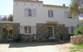Villa à L ILE ROUSSE