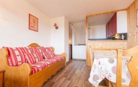 Appartement 2 pièces 6 personnes Catégorie 2 A Avoriaz, situé dans la résidence Intrets 1 au cinq...