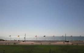 Biscarrosse plage, studio 4 personnes vue mer