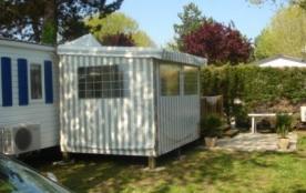 Loue Grand Mobil-home 3 chambres avec Lave Linge - Saint Jean de Monts