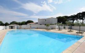 Maisonnette 4 personnes - Dans une résidence avec piscine, appartement.
