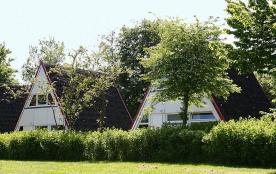 Maison pour 3 personnes à Damp