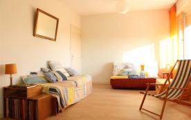 Appartement 5 pièces - 98 m² environ - jusqu'à 8 personnes.