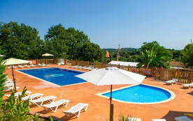 Camping Le Mas 4* - Mh 2 Ch 5 pers
