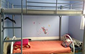 mezzanine 2 places et lit 1 place