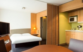 Adagio Aparthotel Annecy Centre - Appartement Studio 4 personnes